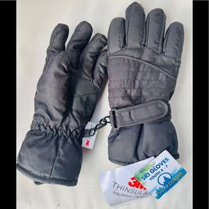 Thinsulate 3M Insulated Youth Ski Gloves Age 4-7